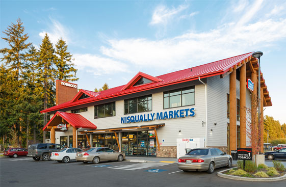 Nisqually Markets on Yelm Highway